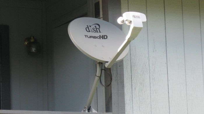 Where Do You Point the Dish Network Satellite Dish?