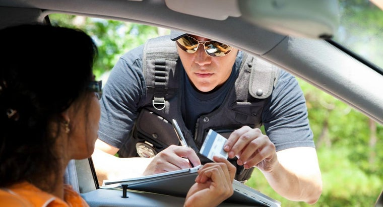 What Is a Direct-Pay Traffic Ticket?
