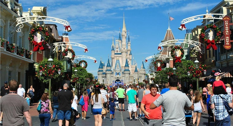 At Which Time of Year Is Disney World the Least Crowded?