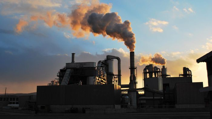What does pollution do to the environment?