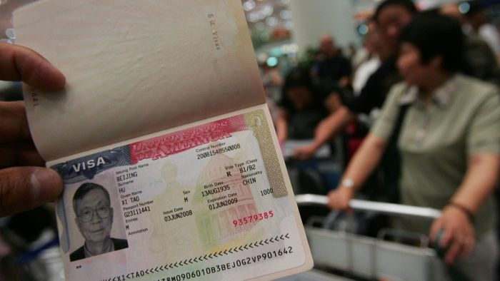 What Are Some Types of U.S. Visas?