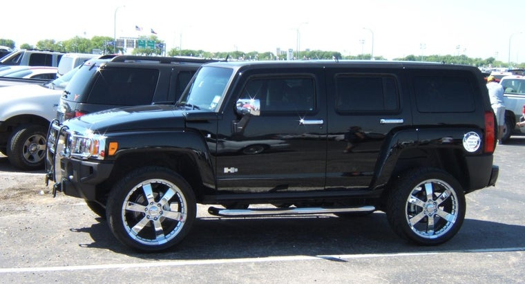 Where Can You Find New Hummers for Sale?