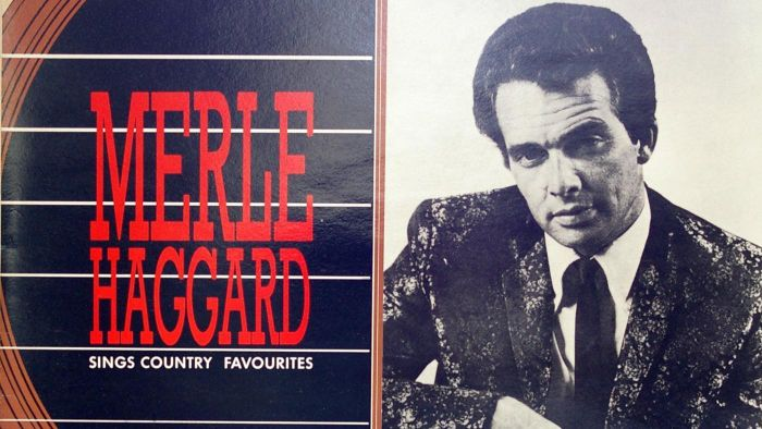 What are some Merle Haggard country songs?