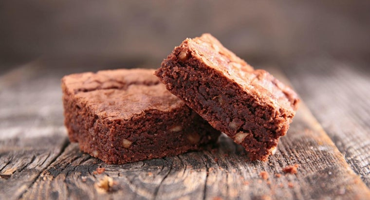 What Is a Substitute for Vegetable Oil in Brownies?