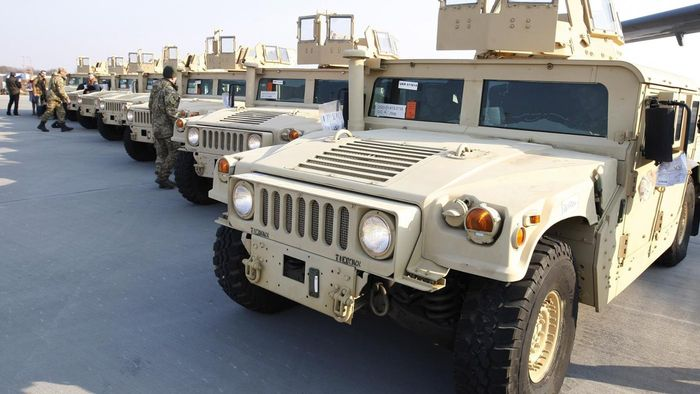 Does the Military Sell Used Humvees?