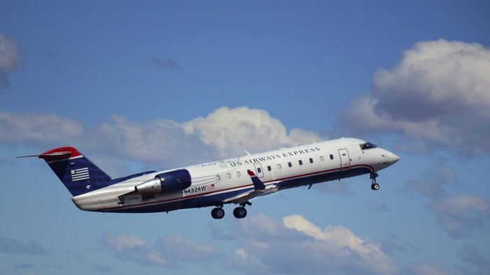 Can you do an online check-in for a US Airways flight?