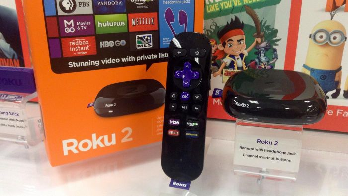 What Is Roku 2?
