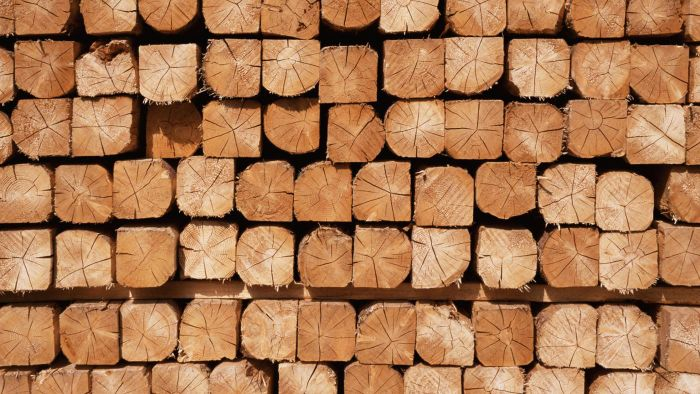 What Types of Lumber Does Menards Sell?