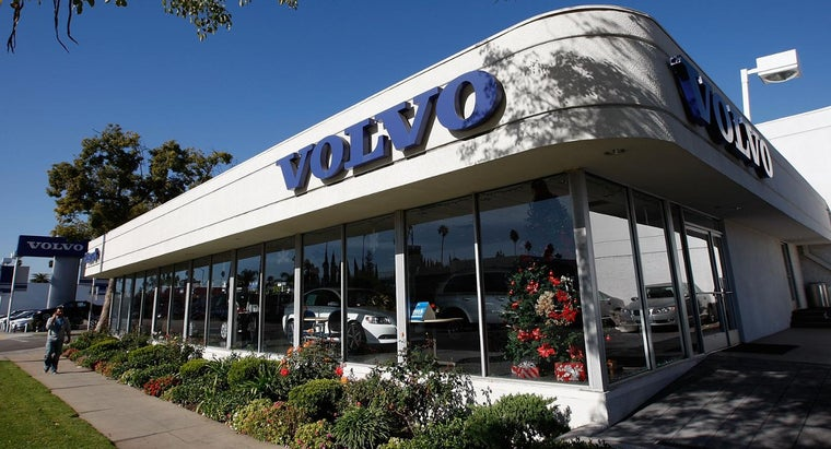 How Do You Find a Volvo Dealership in Your Area?