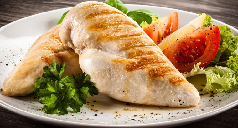 What Is an Easy Chicken Breast Marinade Recipe?