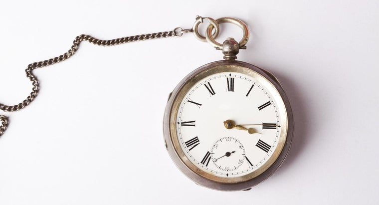 What Characteristics Determine the Value of Antique Elgin Pocket Watches?