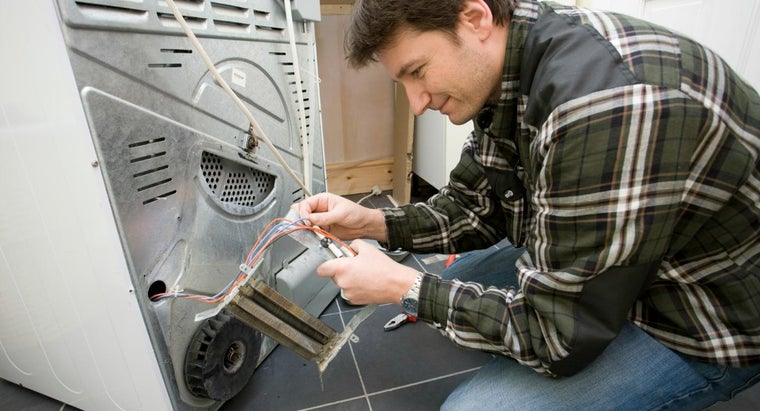 What Are the Steps to Troubleshoot a Clothes Dryer?