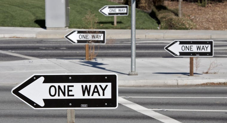 What Road Signs Do You Need to Know for a Driver's License Test?