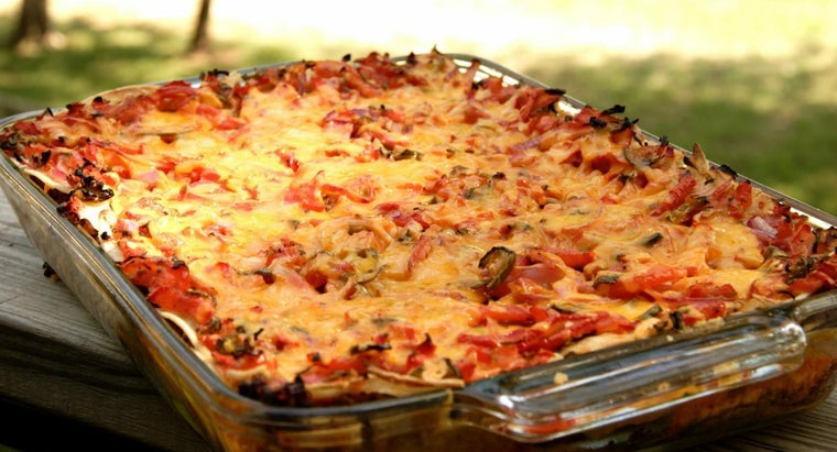 What Is a Good Layered Enchilada Casserole Recipe for Beginners?