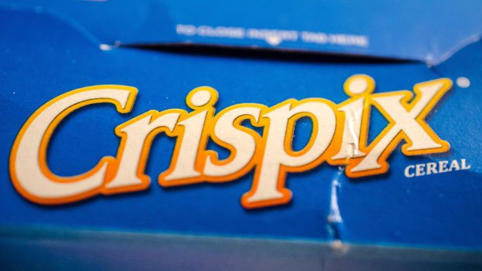 What Company Makes Crispix Cereal?