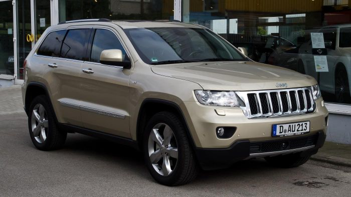 Where Can You Find a Jeep Grand Cherokee for Sale?