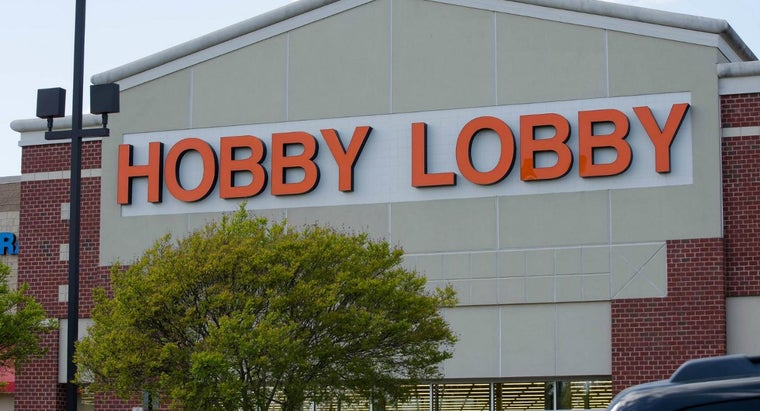 How Many Hobby Lobby Craft Stores Are There?