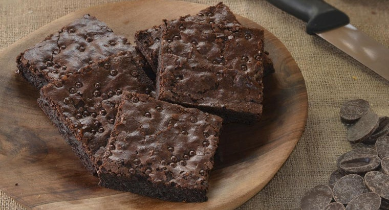 What Is a Recipe for Chocolate Chip Brownies?