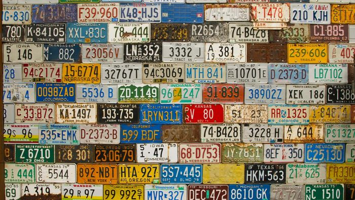 What Are the Prices of Rare License Plates?