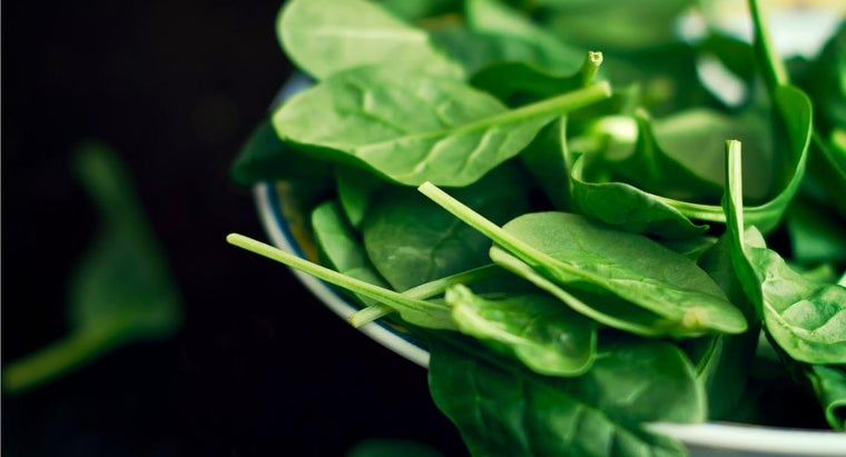 What Are Some Calcium-Rich Vegetables?