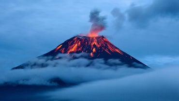 What Are the Names of Some Famous Volcanoes?