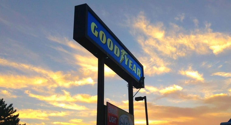 Where Can You Find a Goodyear Tire Pressure Guide?