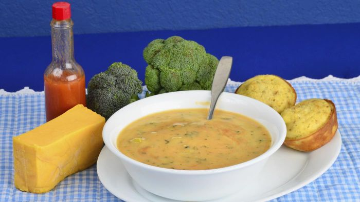 How Do You Make Broccoli Cheddar Soup in a Crock-Pot?