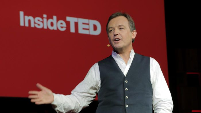 Can Anyone Host a TED Talk?