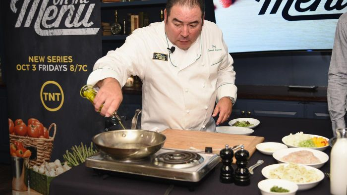 Where Can You Find Emeril Lagasse's Recipes?