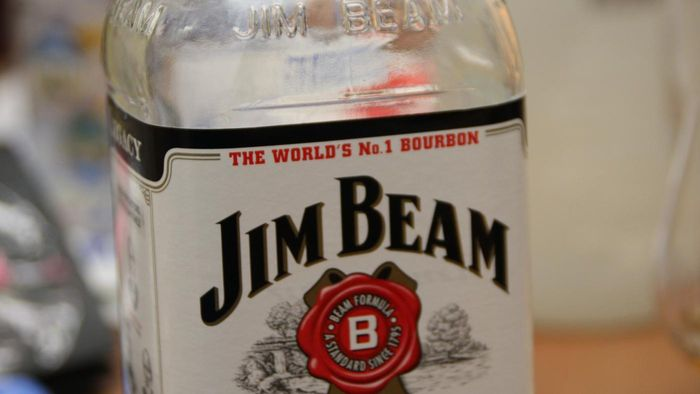 What Is the Average Value of a Jim Beam Bottle?