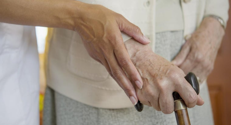 What Are Typical Caregiver Wages?