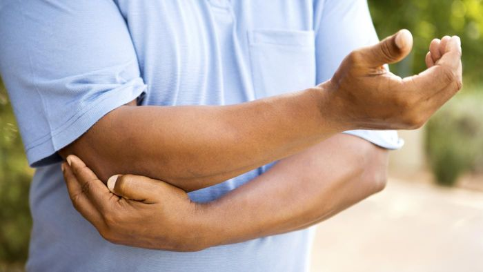 Are There Surgical Treatments for Water on the Elbow?