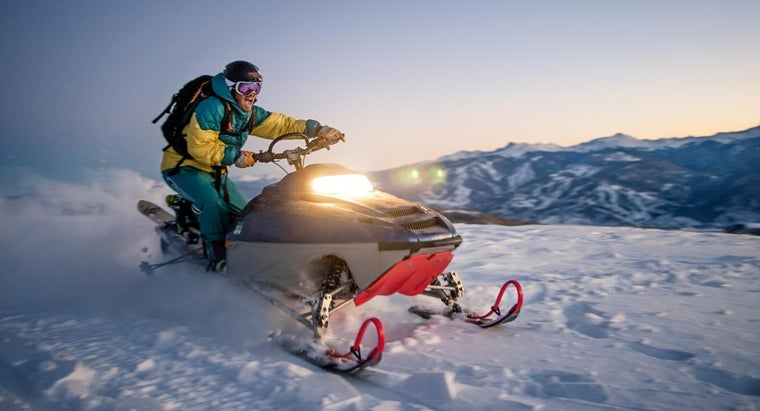 What Are Some Different Types of Snow Vehicles?