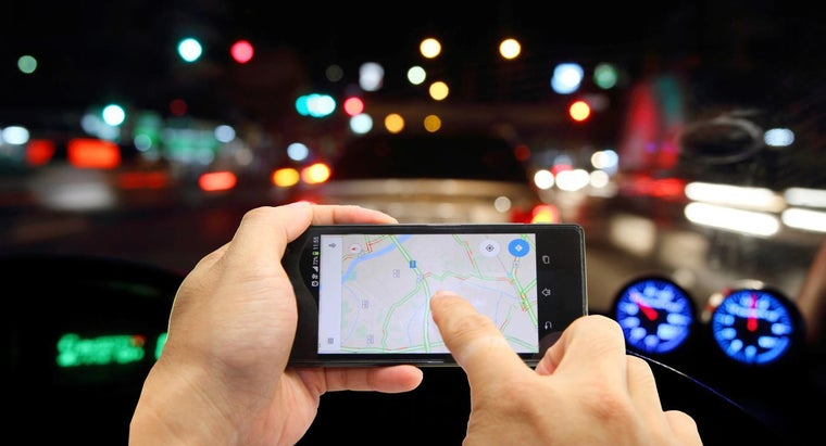 How Do You Get GPS on an Android Phone?