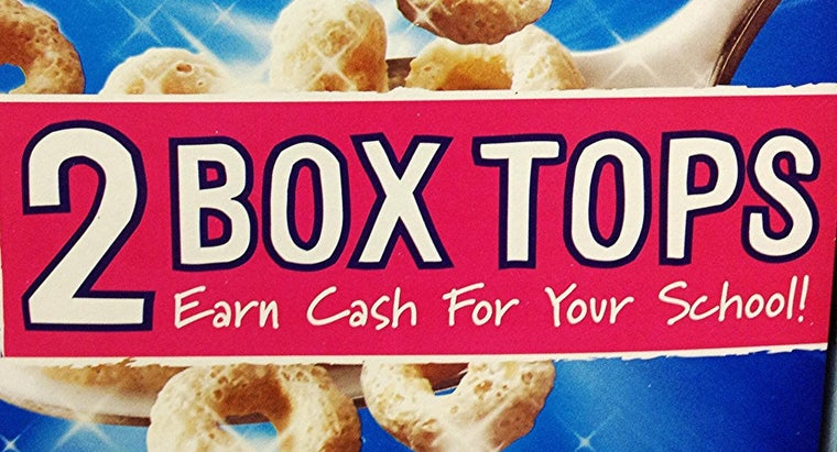 How Do You Submit Your Boxtops for Education Points With a Submission Form?