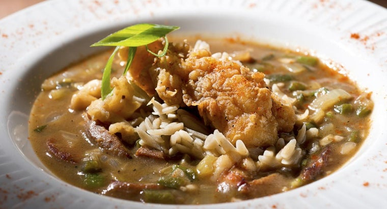 How Do You Make Chicken Gumbo?