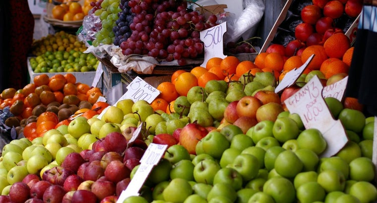 Which Fruits Have the Highest Sugar Content?