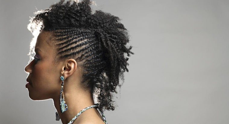 What Are Some Braided Hair Styles for Black Women?