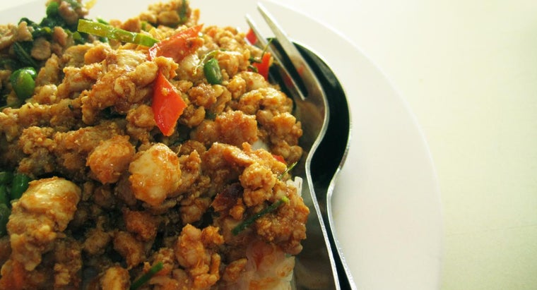 What Is a Simple Pork Fried Rice Recipe?