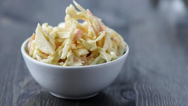 What Is a Simple Recipe for Creamy Coleslaw?