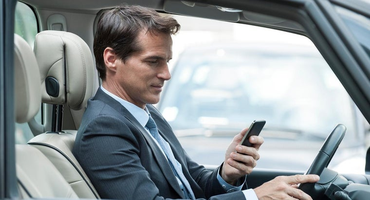 What Are Some Statistics Related to Texting While Driving?