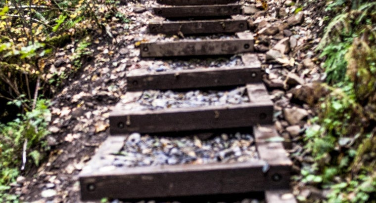 How Do You Build Stairs?