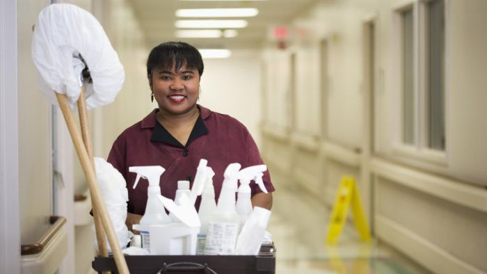 What Is Janitorial School?