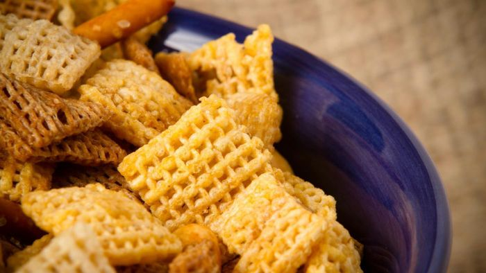 What is the original recipe for Chex Mix?