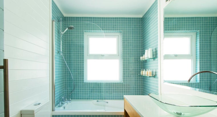 How Do You Clean a Tile Shower?