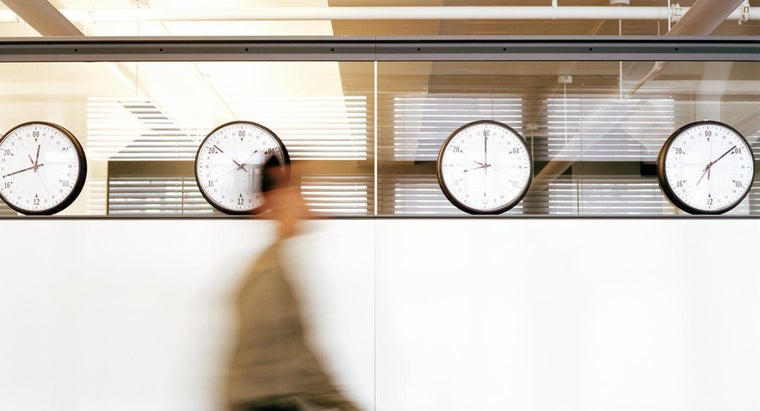 What Is the Time Zone of South Korea?