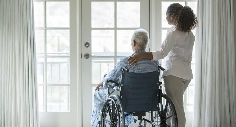 What Are Some Sitter Services for the Elderly?