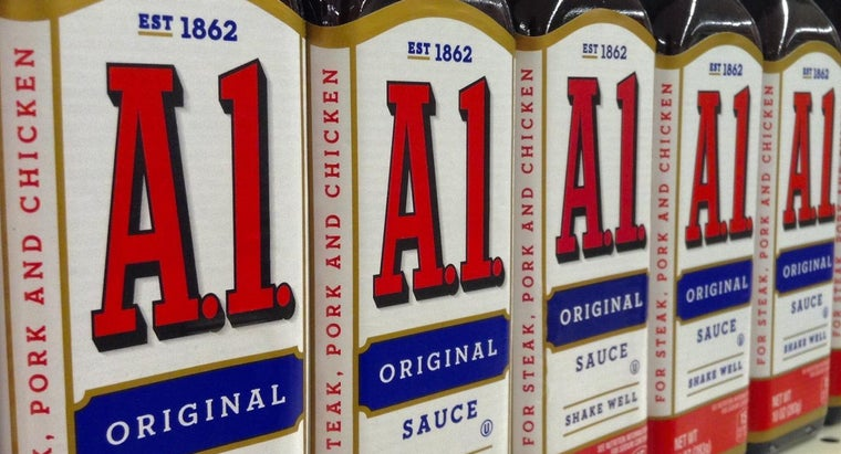 Are the Ingredients in A.1. Steak Sauce Unhealthy?