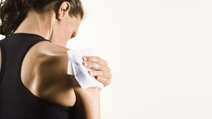 How Do You Relieve Shoulder Muscle Pain?