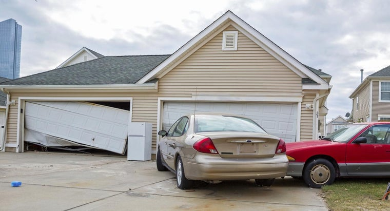 How Do You Repair a Garage Door?
